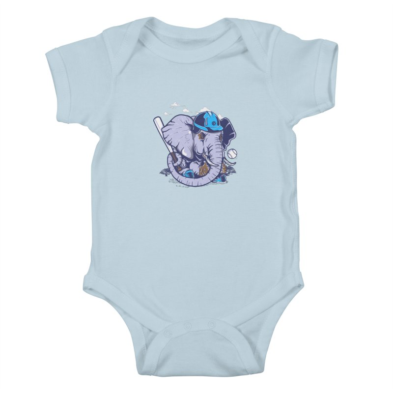 Let's Play Kids Baby Bodysuit by methlop39's Artist Shop