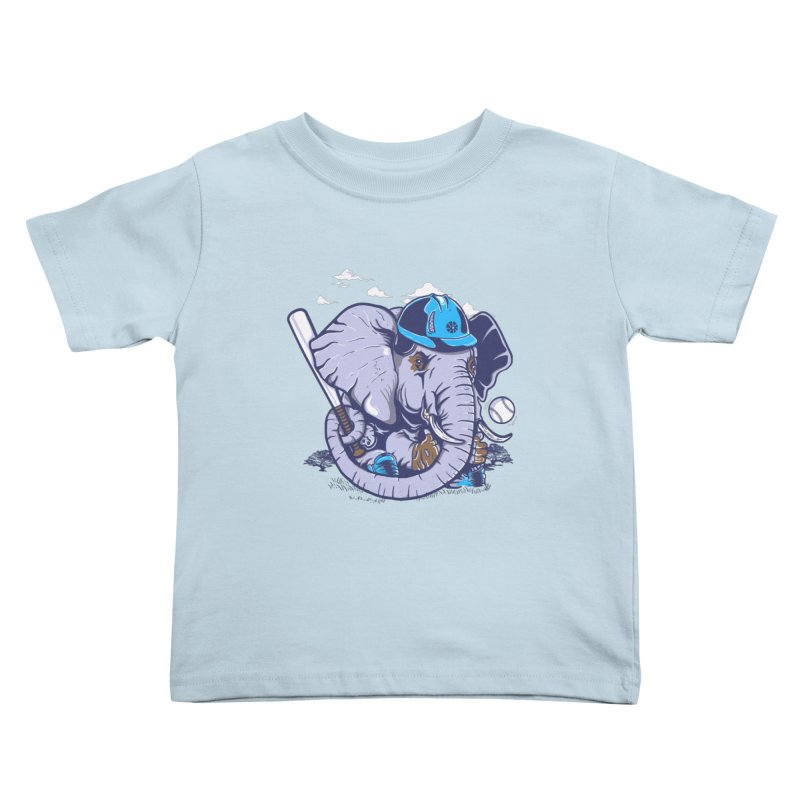 Let's Play Kids Toddler T-Shirt by methlop39's Artist Shop