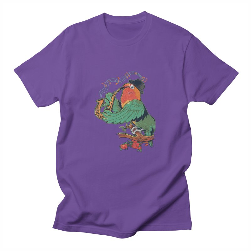 love bird Men's T-Shirt by methlop39's Artist Shop