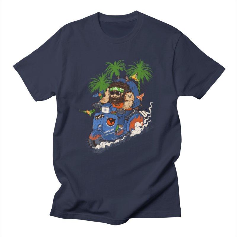 bird master Men's Regular T-Shirt by methlop39's Artist Shop
