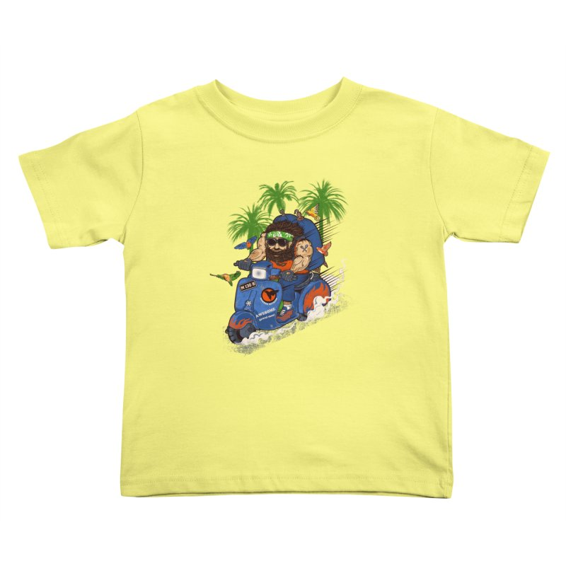 bird master Kids Toddler T-Shirt by methlop39's Artist Shop
