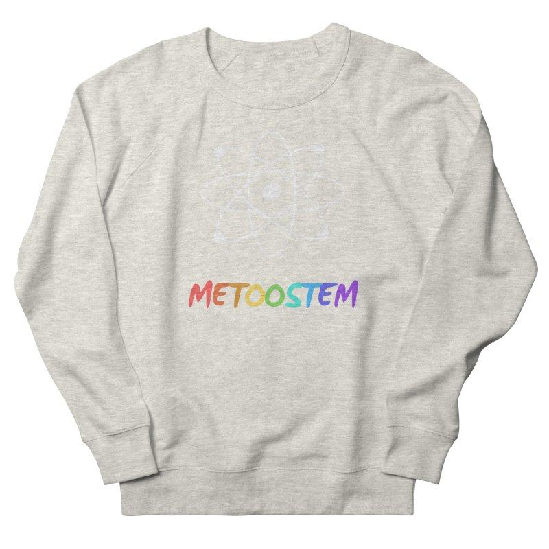 MeTooSTEM Rainbow Women's French Terry Sweatshirt by MeTooSTEM