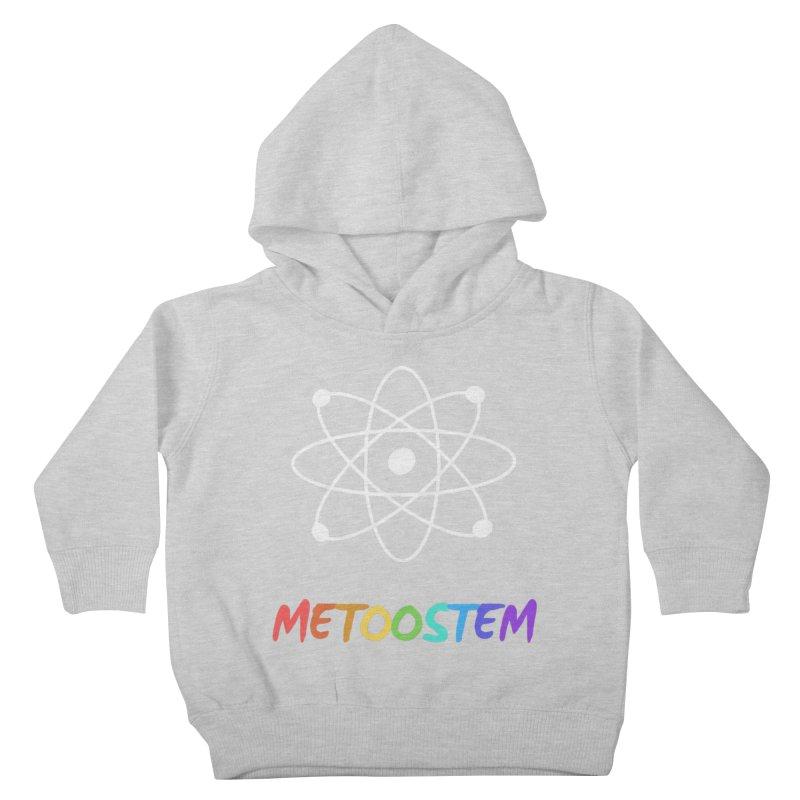 MeTooSTEM Rainbow Kids Toddler Pullover Hoody by MeTooSTEM