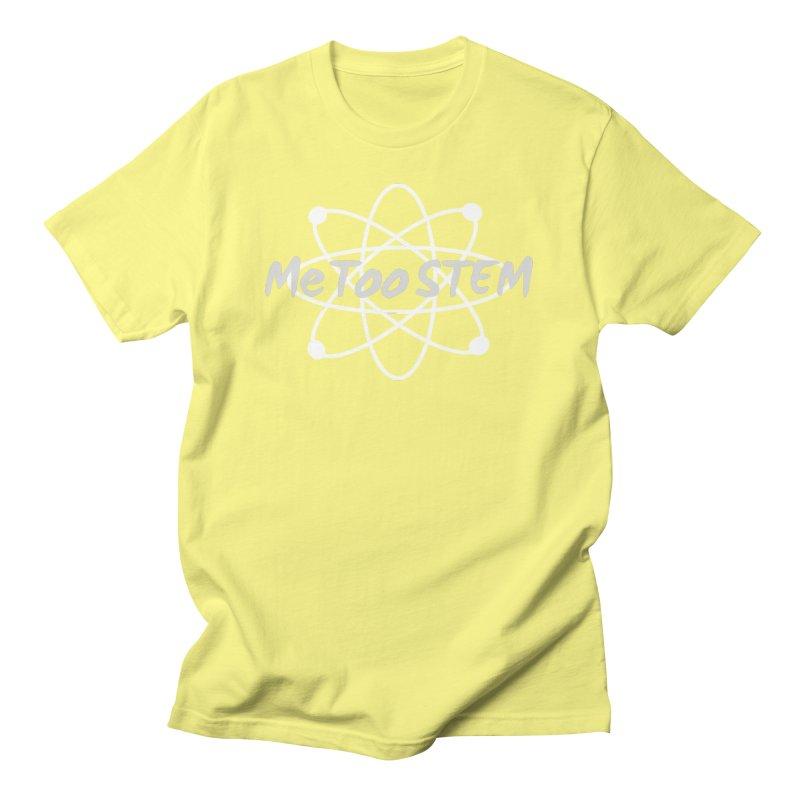 MeTooSTEM Atom Men's T-Shirt by MeTooSTEM