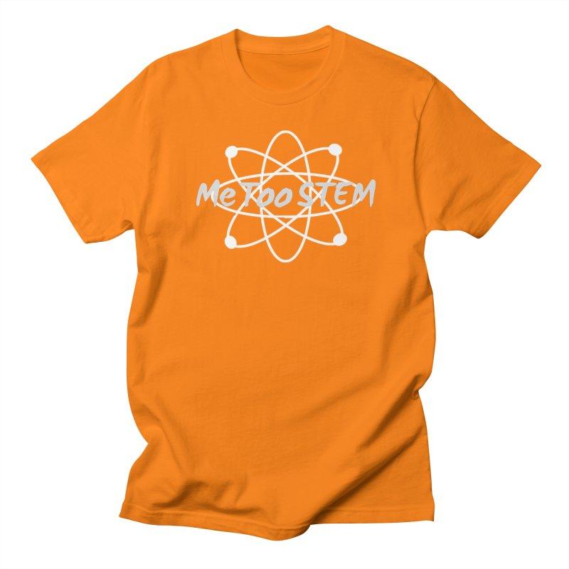 MeTooSTEM Atom Men's Regular T-Shirt by MeTooSTEM