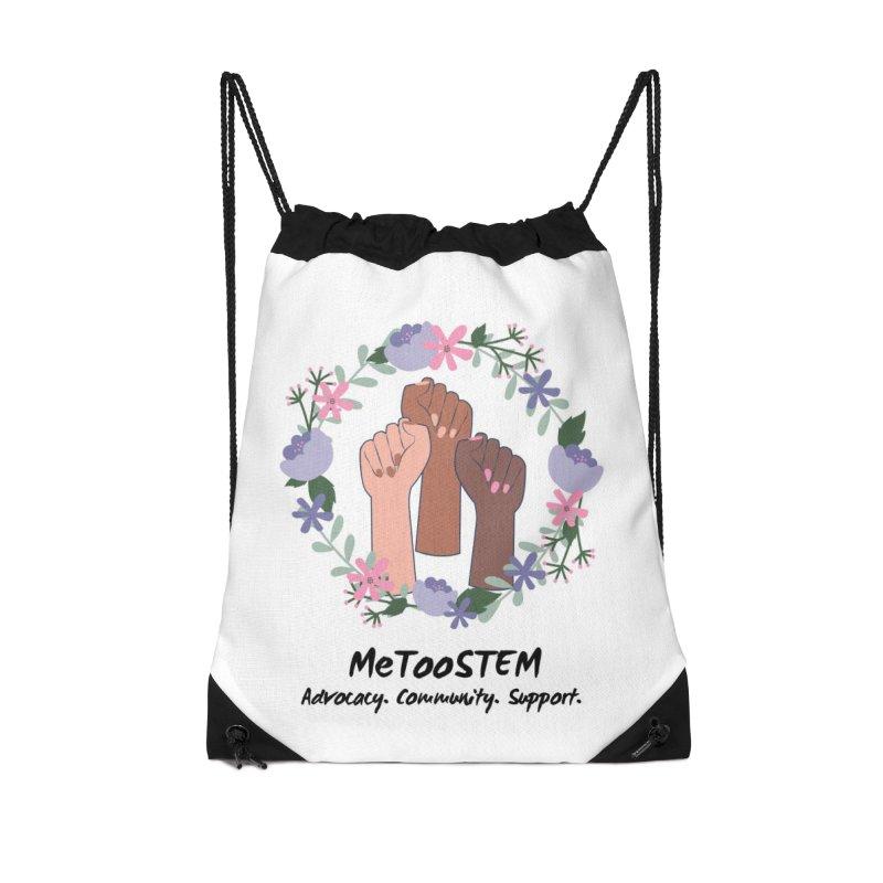 MeTooSTEM - Floral Accessories Bag by MeTooSTEM