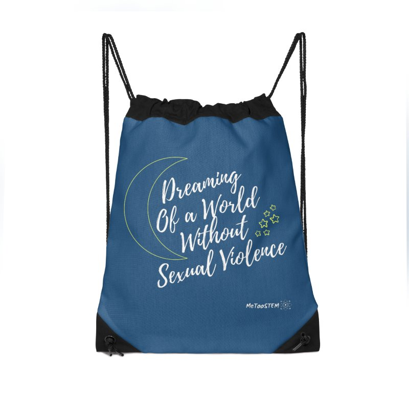 Dreaming of a World Accessories Bag by MeTooSTEM
