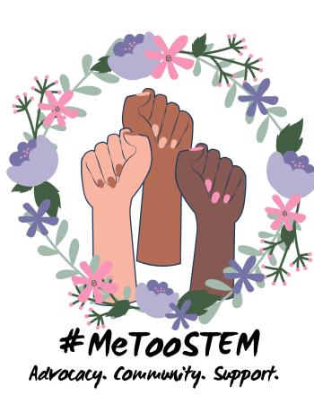 MeTooSTEM Logo