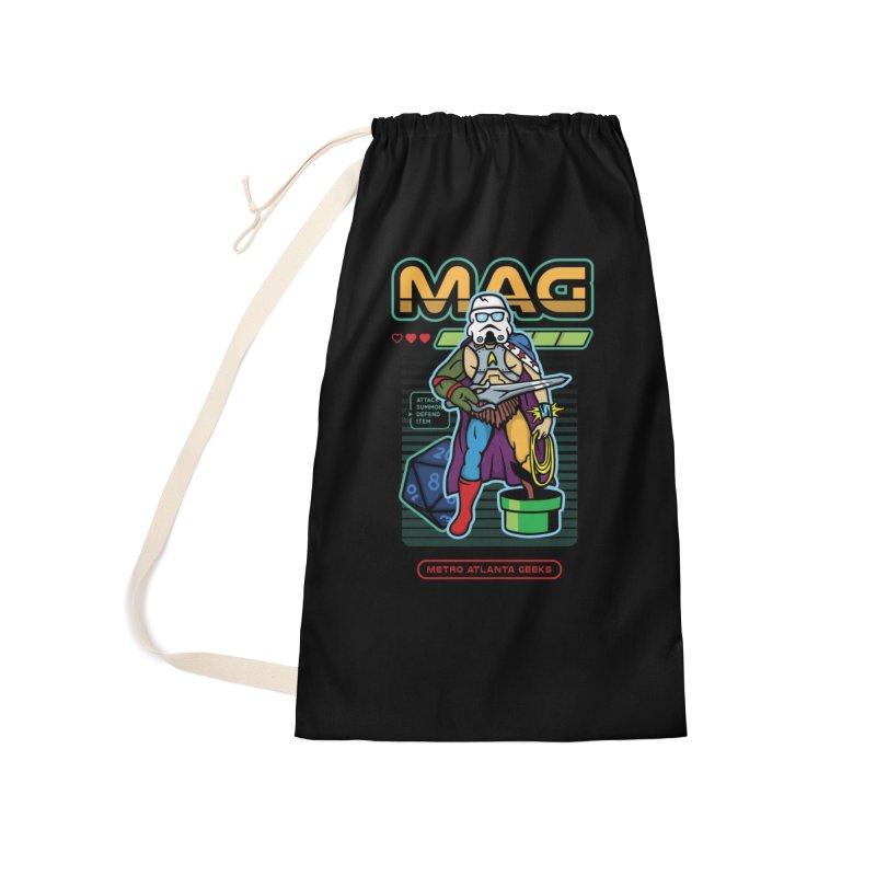 Metro Atlanta Geeks 2018 Accessories Bag by ATL Geek Merch Shop