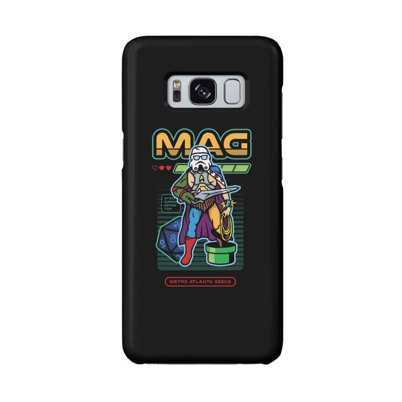 Metro Atlanta Geeks 2018 Accessories Phone Case by ATL Geek Merch Shop