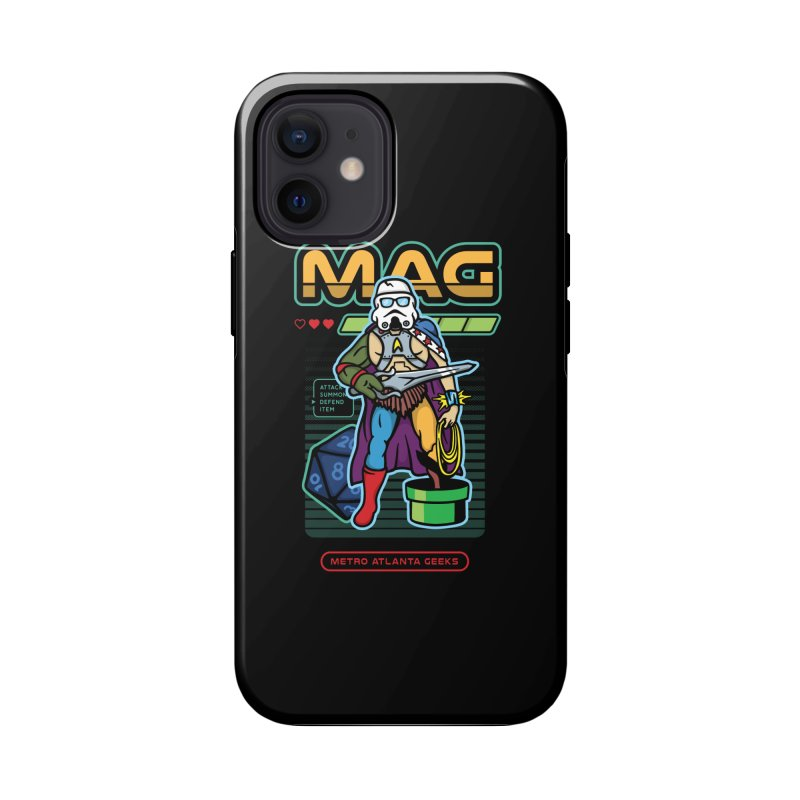 Metro Atlanta Geeks 2018 Accessories Phone Case by ATL Geek Merch Shop