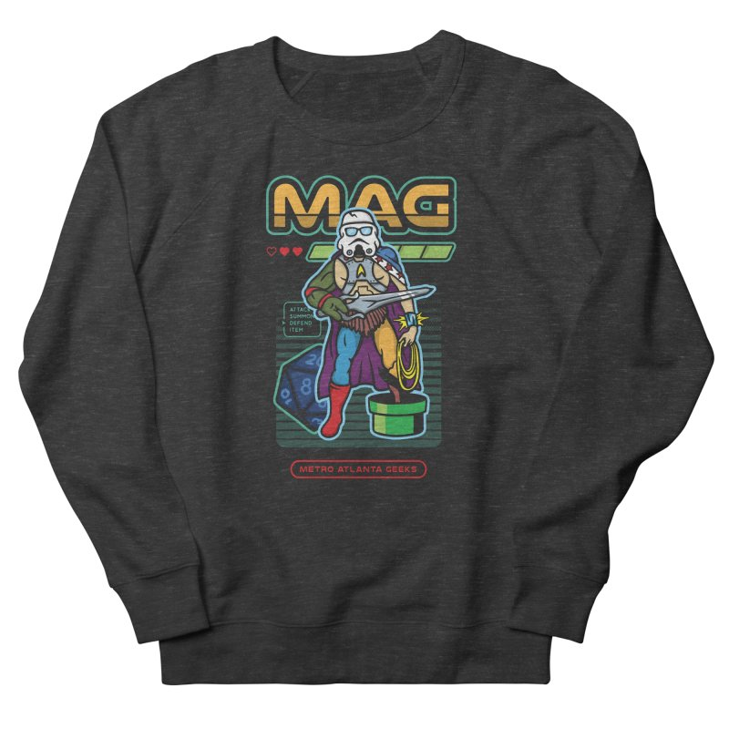 Metro Atlanta Geeks 2018 Men's Sweatshirt by MAG Official Merch