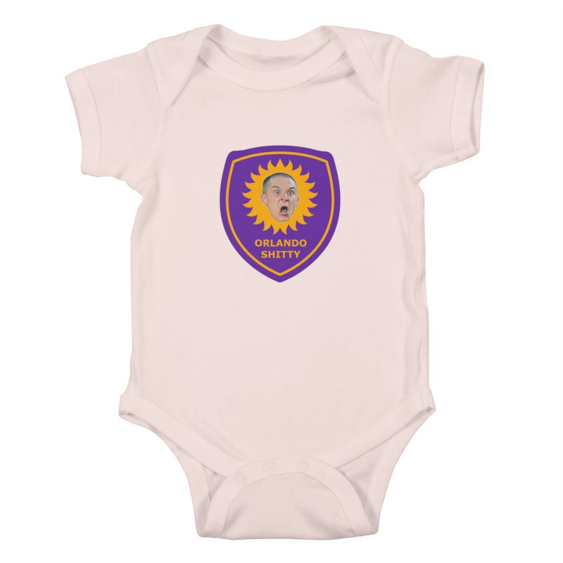 Orlando Pity Kids Baby Bodysuit by MAG Official Merch