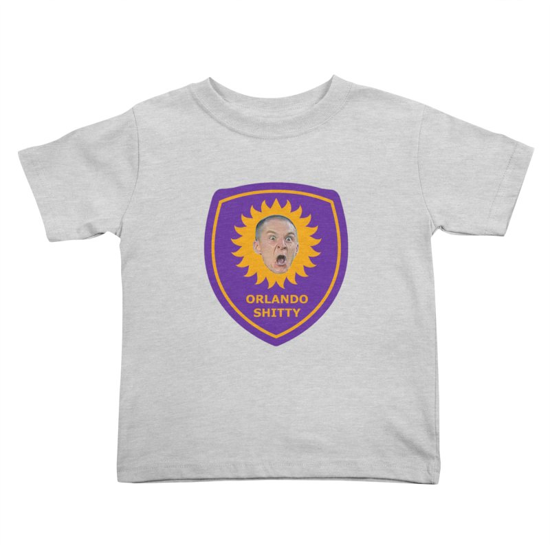 Orlando Pity Kids Toddler T-Shirt by MAG Official Merch
