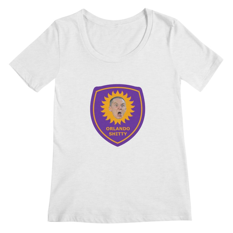 Orlando Pity Women's Scoopneck by MAG Official Merch