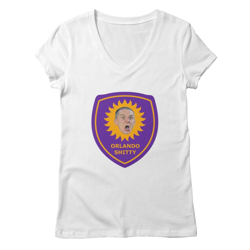 Orlando Pity Women's V-Neck by MAG Official Merch