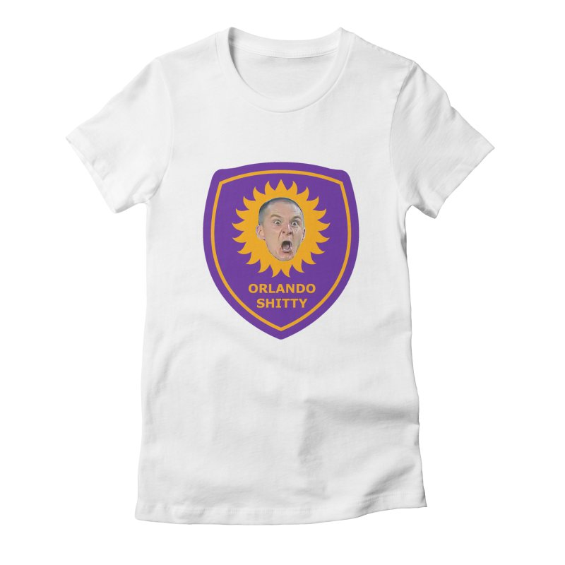Orlando Pity Women's Fitted T-Shirt by MAG Official Merch
