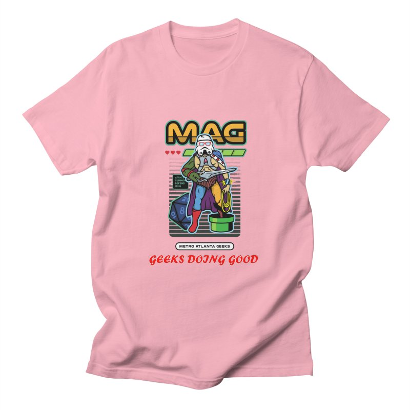 2018 PINK Women's Regular Unisex T-Shirt by MAG Official Merch