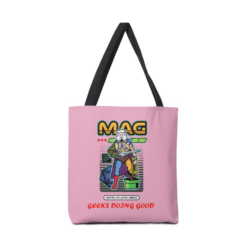 2018 PINK Accessories Bag by MAG Official Merch