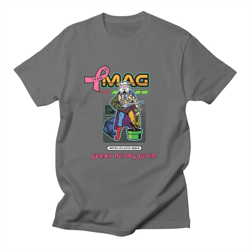 2018 PINK Men's T-Shirt by MAG Official Merch