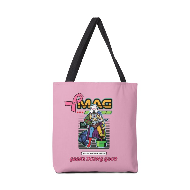 2018 PINK Accessories Tote Bag Bag by MAG Official Merch