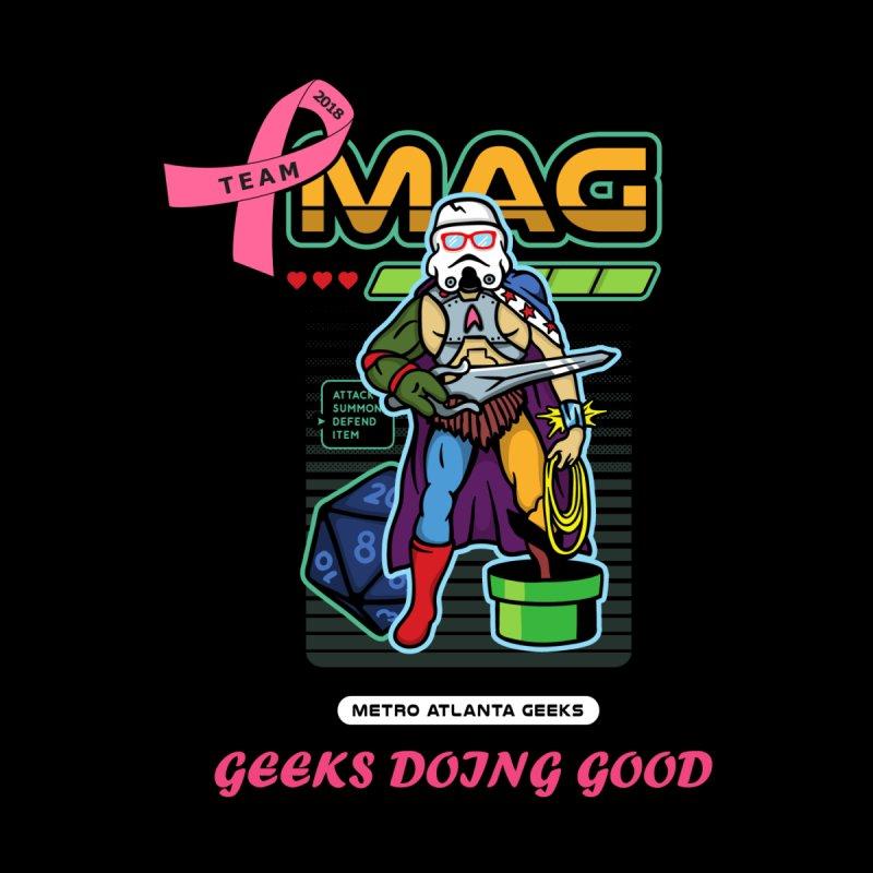 MAG PINK 2018 MUG   by MAG Official Merch