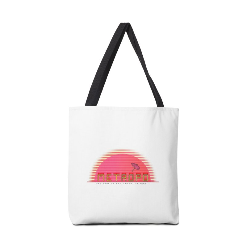 Metropo Sunrise Accessories Bag by METROPO the unending city