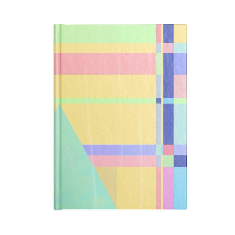 Metro&medio Designs - Wallart Pin-up Accessories Notebook by metroymedio's Artist Shop