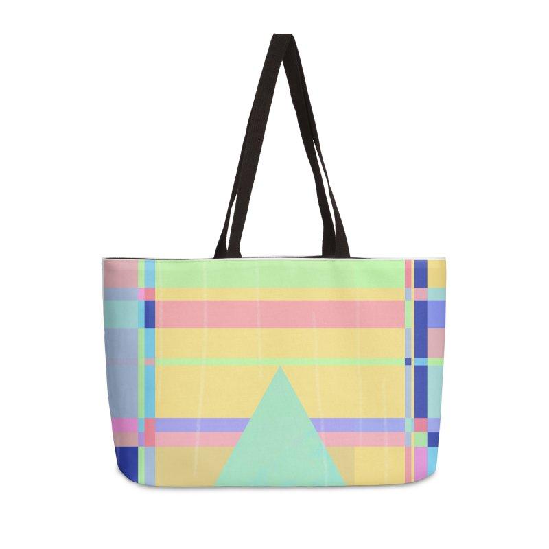 Metro&medio Designs - Wallart Pin-up Accessories Weekender Bag Bag by metroymedio's Artist Shop