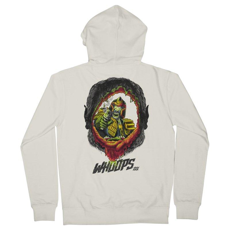 Whoops! Women's Zip-Up Hoody by mewtate's Artist Shop