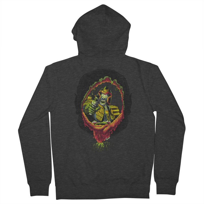Whoops! Men's Zip-Up Hoody by mewtate's Artist Shop
