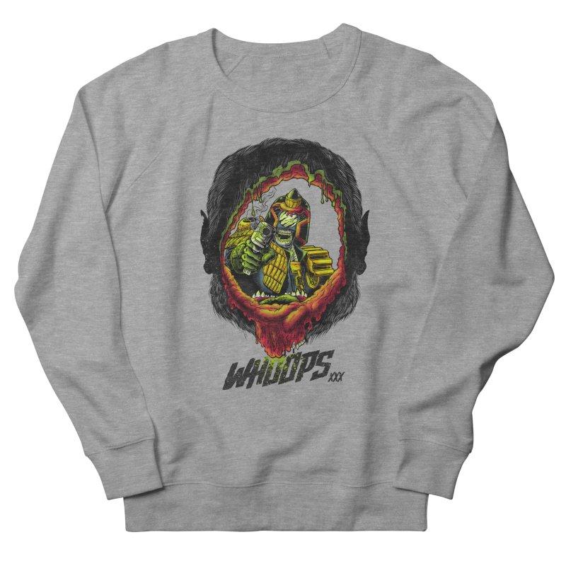 Whoops! Men's Sweatshirt by mewtate's Artist Shop