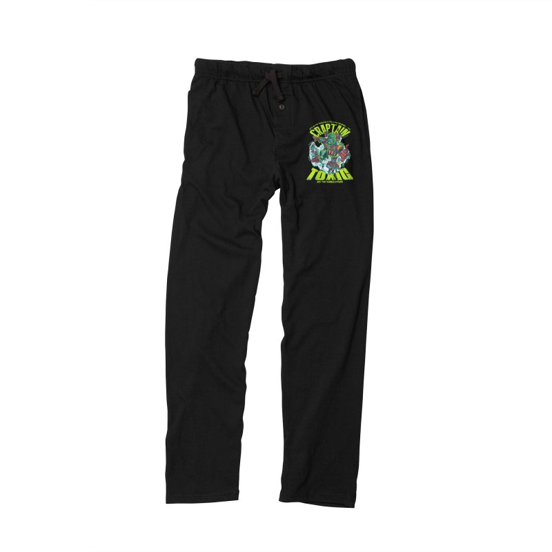 Oh Craptain Men's Lounge Pants by mewtate's Artist Shop