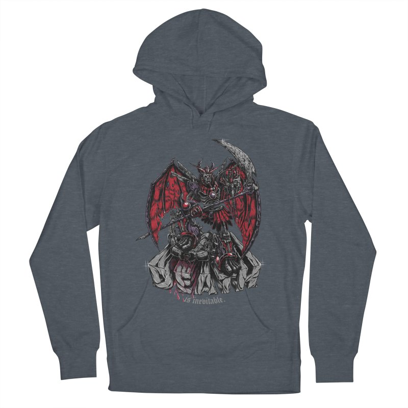 Death Bringer Men's Pullover Hoody by mewtate's Artist Shop