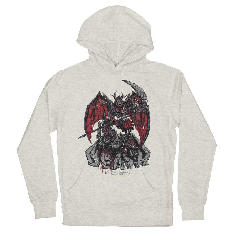 Death Bringer Men's Pullover Hoody by mewtate's Artist Shop
