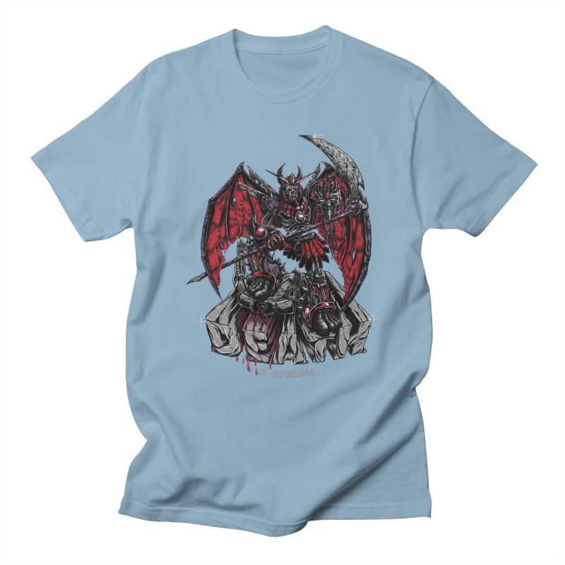 Death Bringer Men's T-Shirt by mewtate's Artist Shop