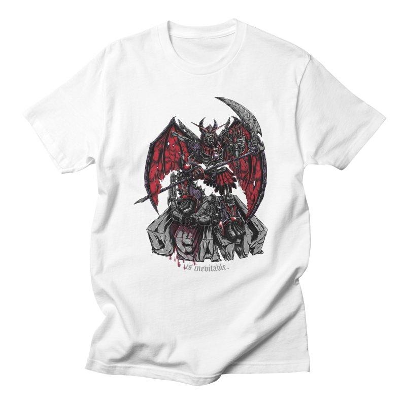 Death Bringer Men's T-Shirt by mewtate's Artist Shop