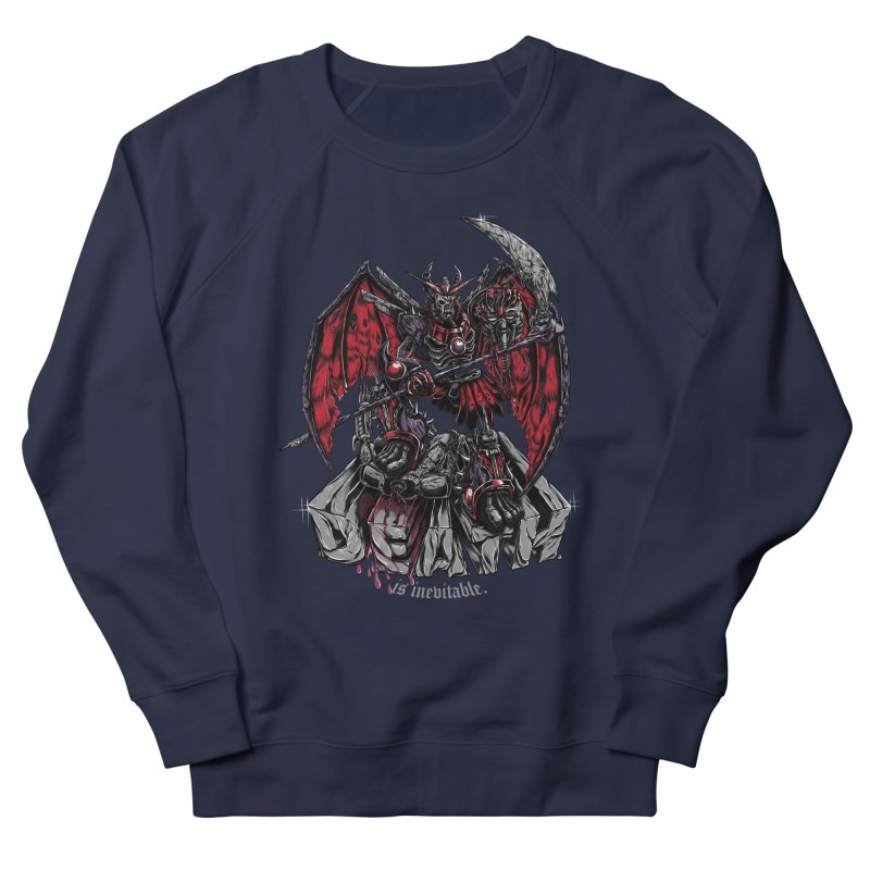Death Bringer Women's Sweatshirt by mewtate's Artist Shop