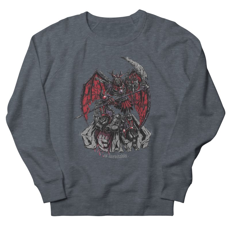 Death Bringer Men's Sweatshirt by mewtate's Artist Shop