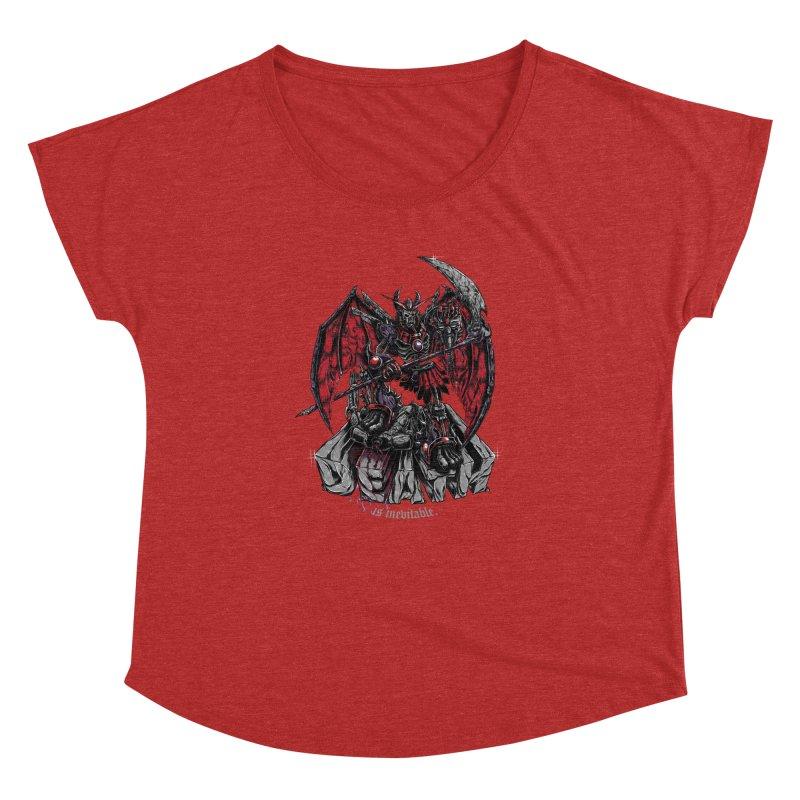 Death Bringer Women's Dolman by mewtate's Artist Shop