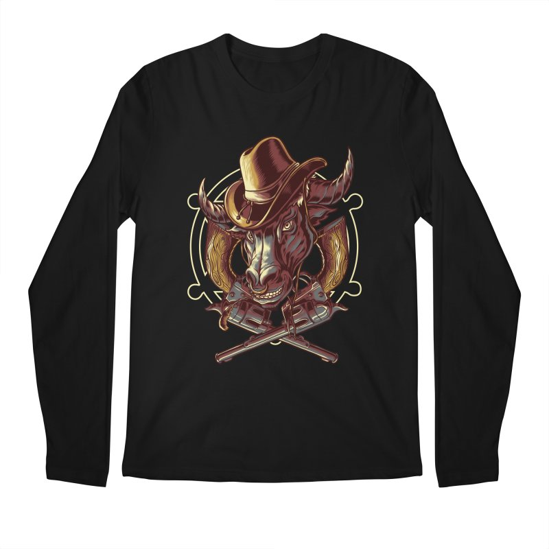 Trembull Men's Longsleeve T-Shirt by mewtate's Artist Shop