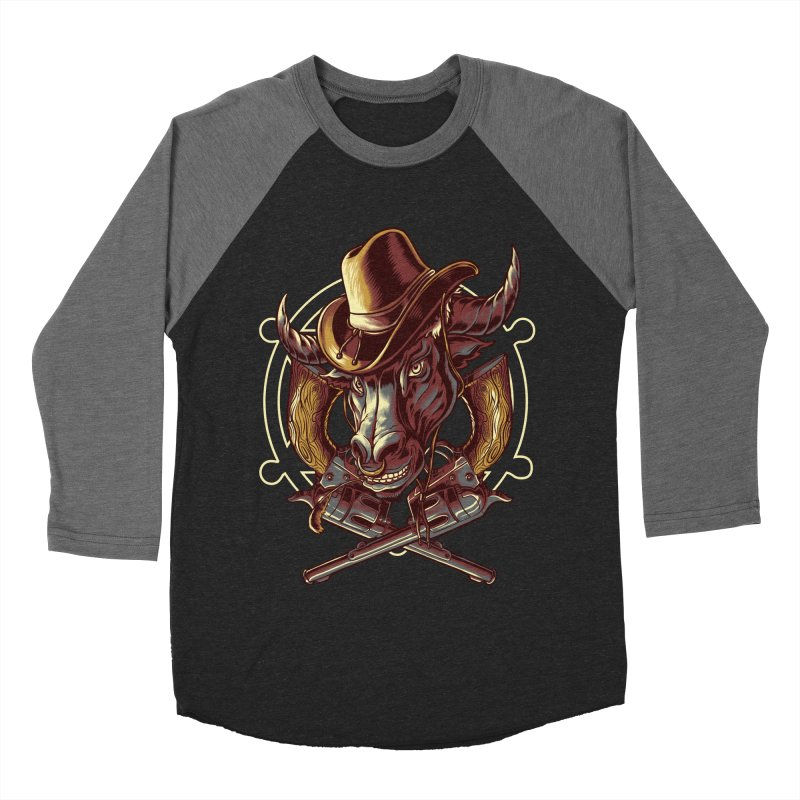 Trembull Men's Baseball Triblend T-Shirt by mewtate's Artist Shop
