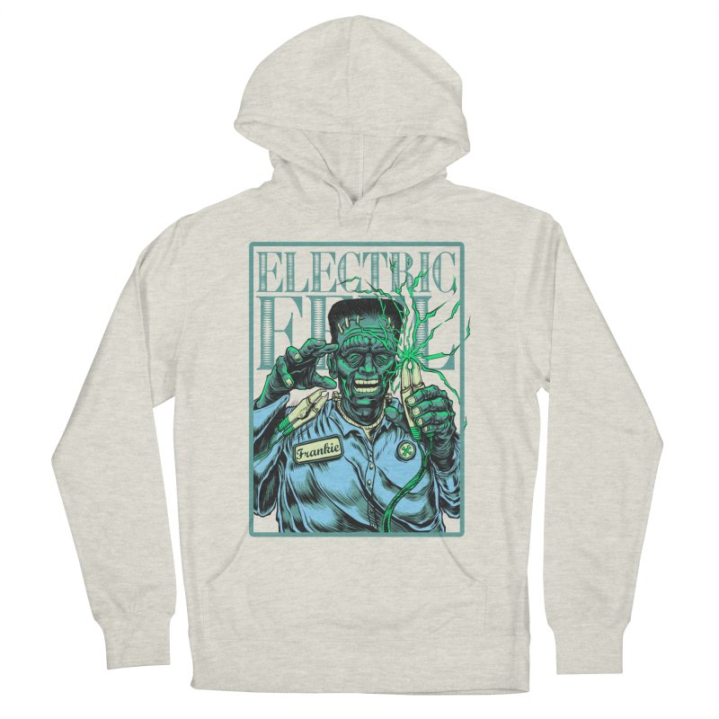 Eel Feelings Men's Pullover Hoody by mewtate's Artist Shop