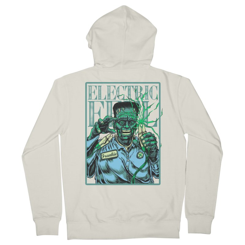 Eel Feelings Women's Zip-Up Hoody by mewtate's Artist Shop