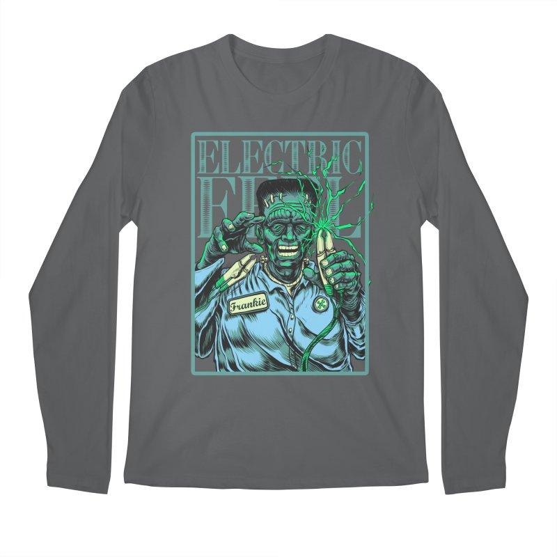 Eel Feelings Men's Longsleeve T-Shirt by mewtate's Artist Shop