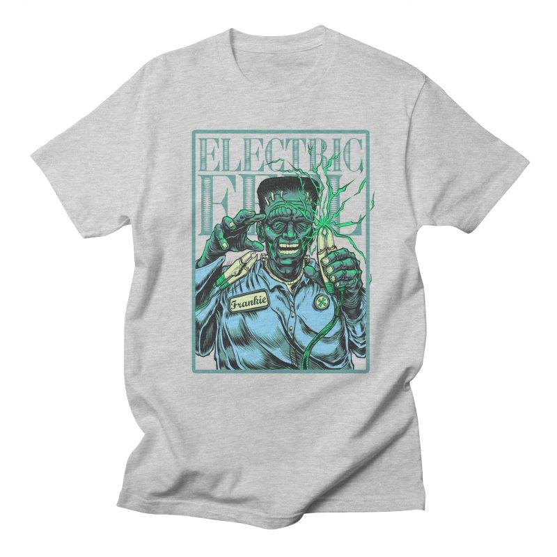 Eel Feelings Men's T-Shirt by mewtate's Artist Shop