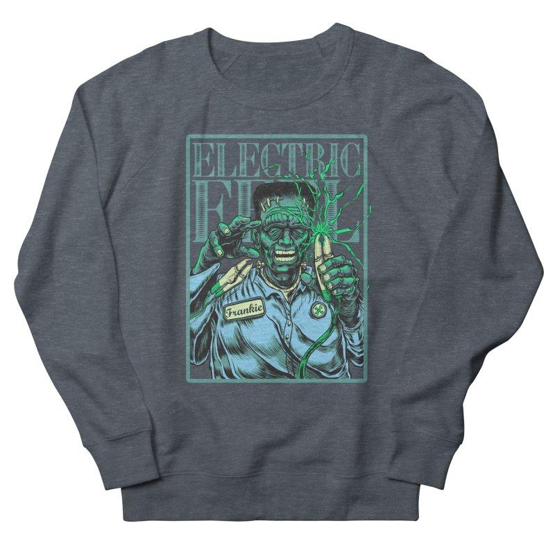 Eel Feelings Women's Sweatshirt by mewtate's Artist Shop