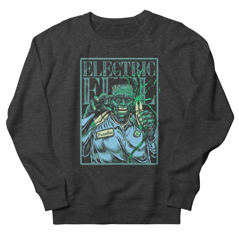 Eel Feelings Men's Sweatshirt by mewtate's Artist Shop