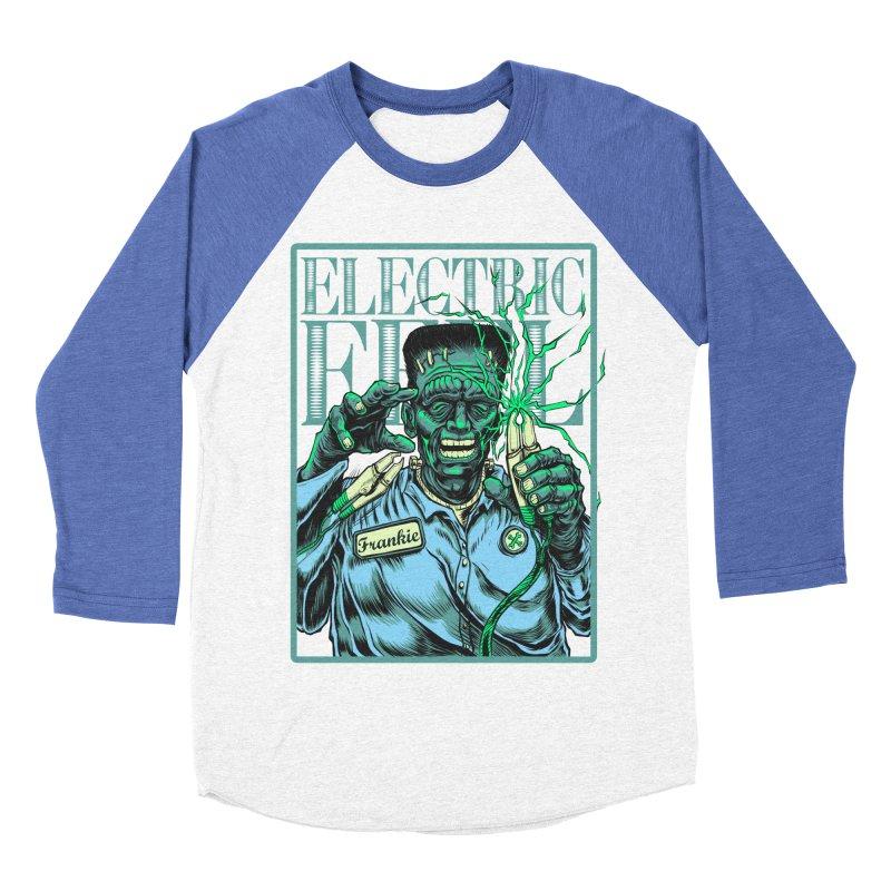 Eel Feelings Women's Baseball Triblend T-Shirt by mewtate's Artist Shop