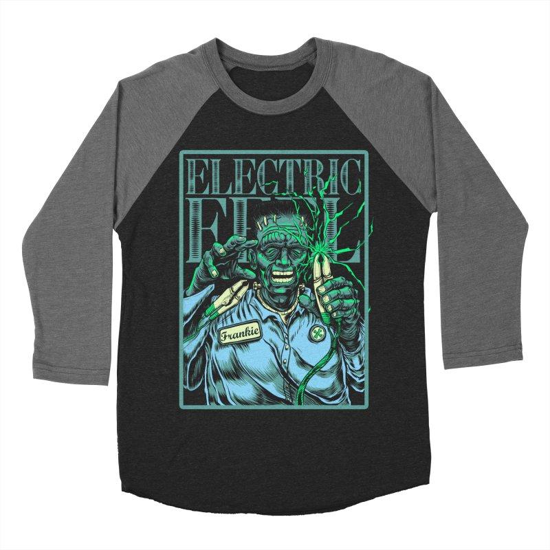 Eel Feelings Men's Baseball Triblend T-Shirt by mewtate's Artist Shop